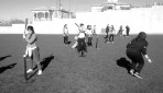 El colegio Ntra. Sra. de la Victoria de Málaga visita el campo de béisbol