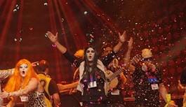 """La chirigota """"Ni pincho ni corto"""", en semifinales del Carnaval de Málaga"""